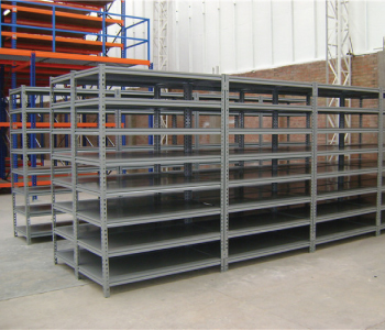 rivet-shelving